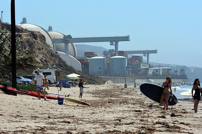 """18,000 tons of nuclear waste being stored under the sand at San Onofre? That gets your attention."""