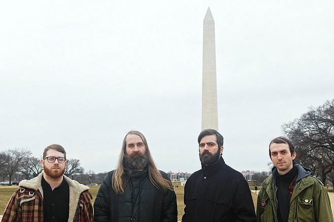 Titus Andronicus — doing the Lord's work via their new album An Obelisk.