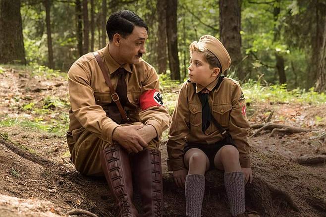 Jojo Rabbit: When Hitler is your imaginary friend.