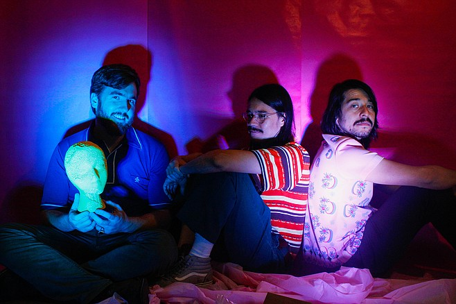 Brainstory is hoping to improve on a prior San Diego gig, which they played to three people.