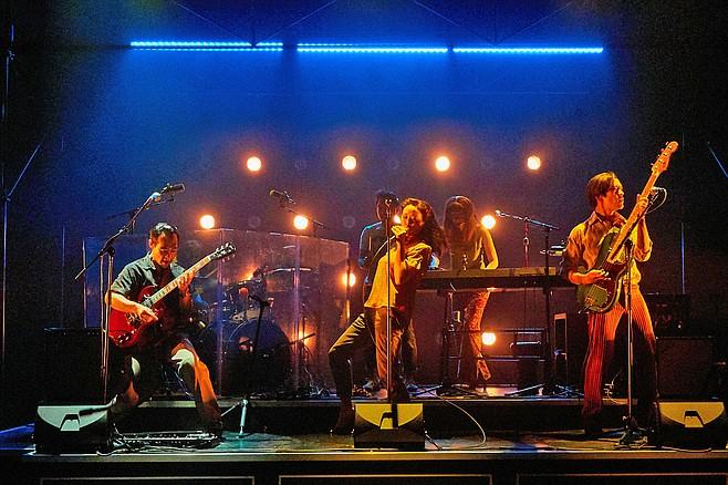 Cambodian Rock Band: An expert evocation of an era when rock 'n roll mattered.