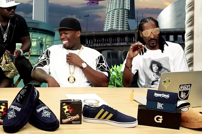50 Cent and Snoop Dogg — not fans of mumble rap.