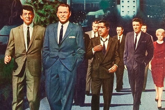 Ocean's 11: Countdown to cool!