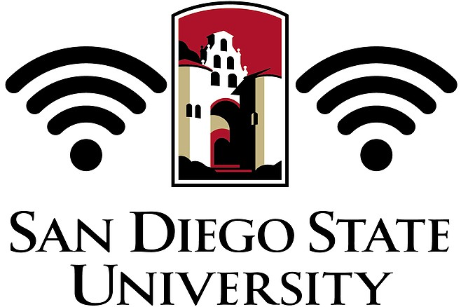Wi-Fi alternatives to high-priced cellular internet access might not be available to SDSU game-goers