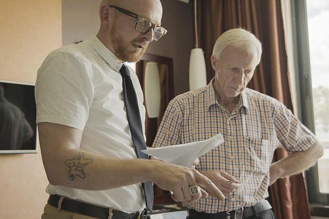 Cold Case Hammarskjöld: Director Mads Brügger and Göran Björkdahl, P.I. team to solve the murder of a statesman.