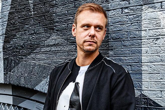 """Armin van Buuren pre-dates """"rave safe"""" lists."""