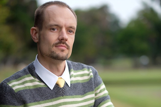 Alexander Karp, Co-Founder of Etha Natural Medicine