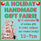A Holiday Handmade Gift Faire