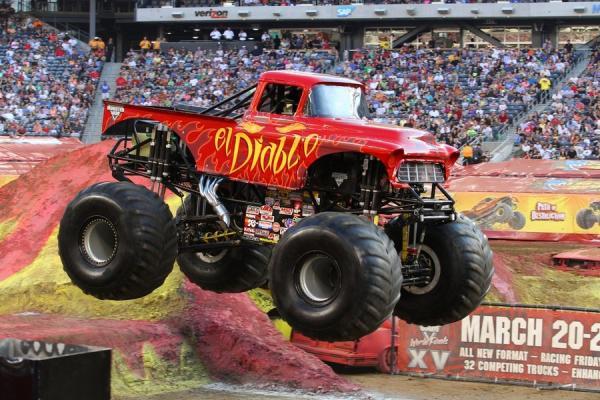 El Diablo Food Truck