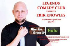 Legends Comedy Club
