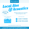 Local Ales & Acoustics: Societe Brewing Co
