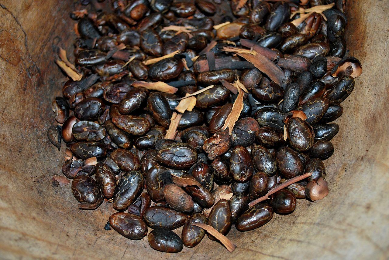 Как обжарить какао бобы в домашних условиях