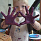 ScholarShare's Toddler Time: Finger Painting Friday
