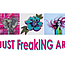 Just Freaking Art: Reception