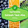 Green Tea Ale Release