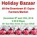 El Cajon Farmers' Market Holiday Bazaar