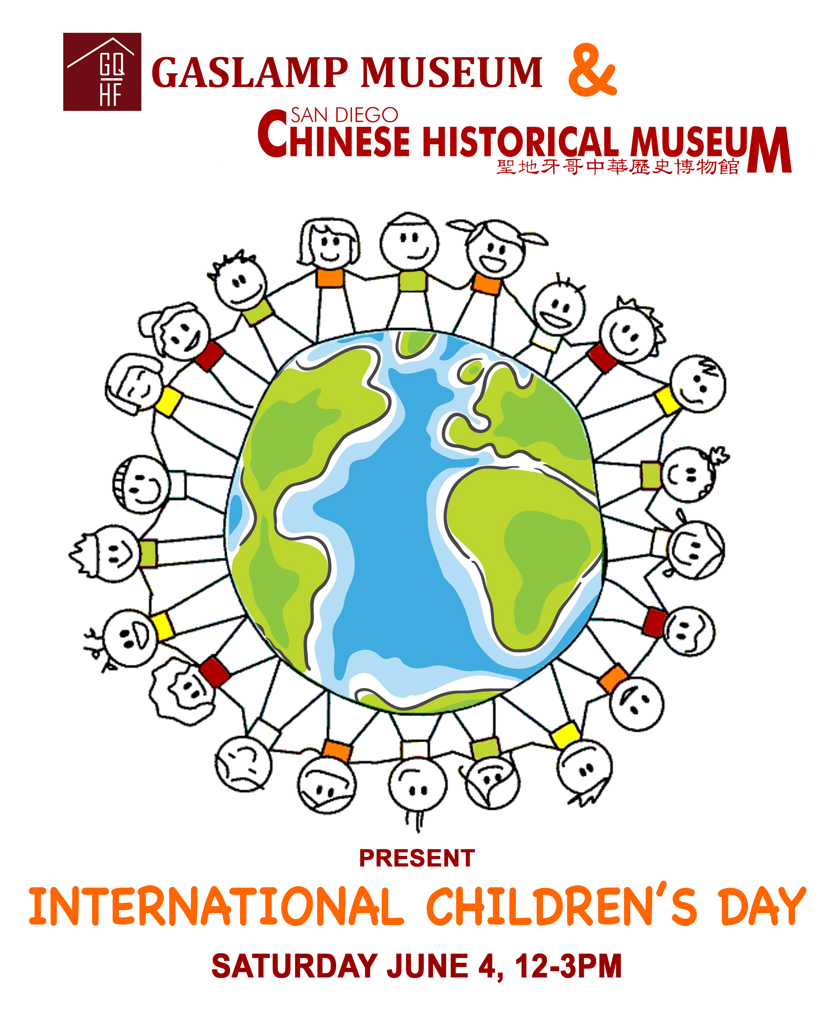 International Children's Day - Saturday, June 4, 2016 ...