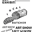 Local Butcher Art Show
