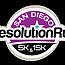 San Diego Resolution Run 5K & 15K