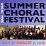 Summer Conducting Workshop Final Concert