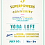 Nine Superpowers of Community