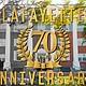 70th Anniversary Jubilee