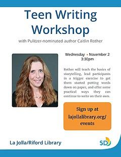 Teen Writers Workshops 62