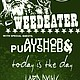 Weedeater and Author & Punisher