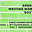 South Bay Greenroom Writing Workshop