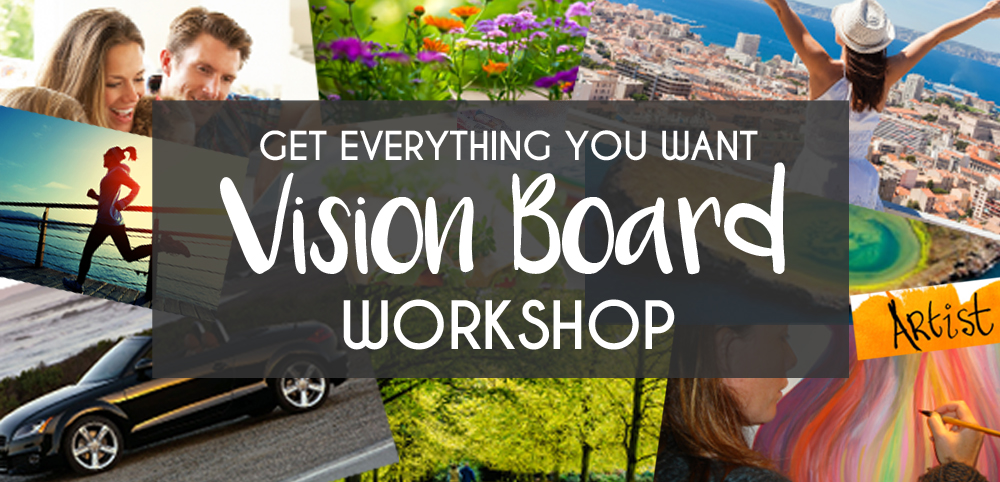 """Chicago Event: Write The Vision Workshop """"It's Time To ... 