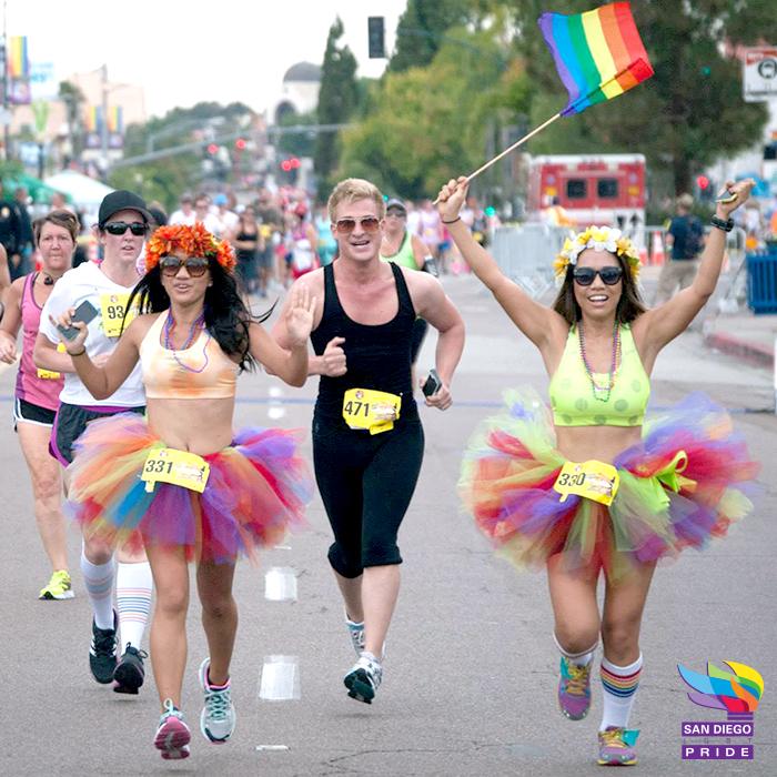 San diego gay pride parties