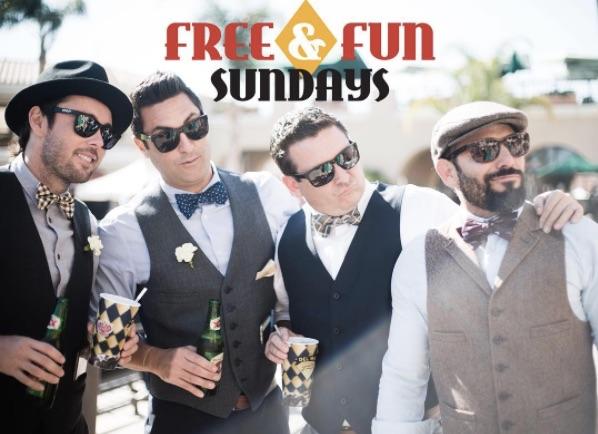 Free & Fun Sundays - Sunday, November 12, 2017, 11 a.m. | San Diego Reader