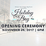 Holiday by the Bay Opening Ceremony