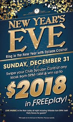 Sycuan casino age limit