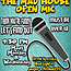 Mad House Open Mic