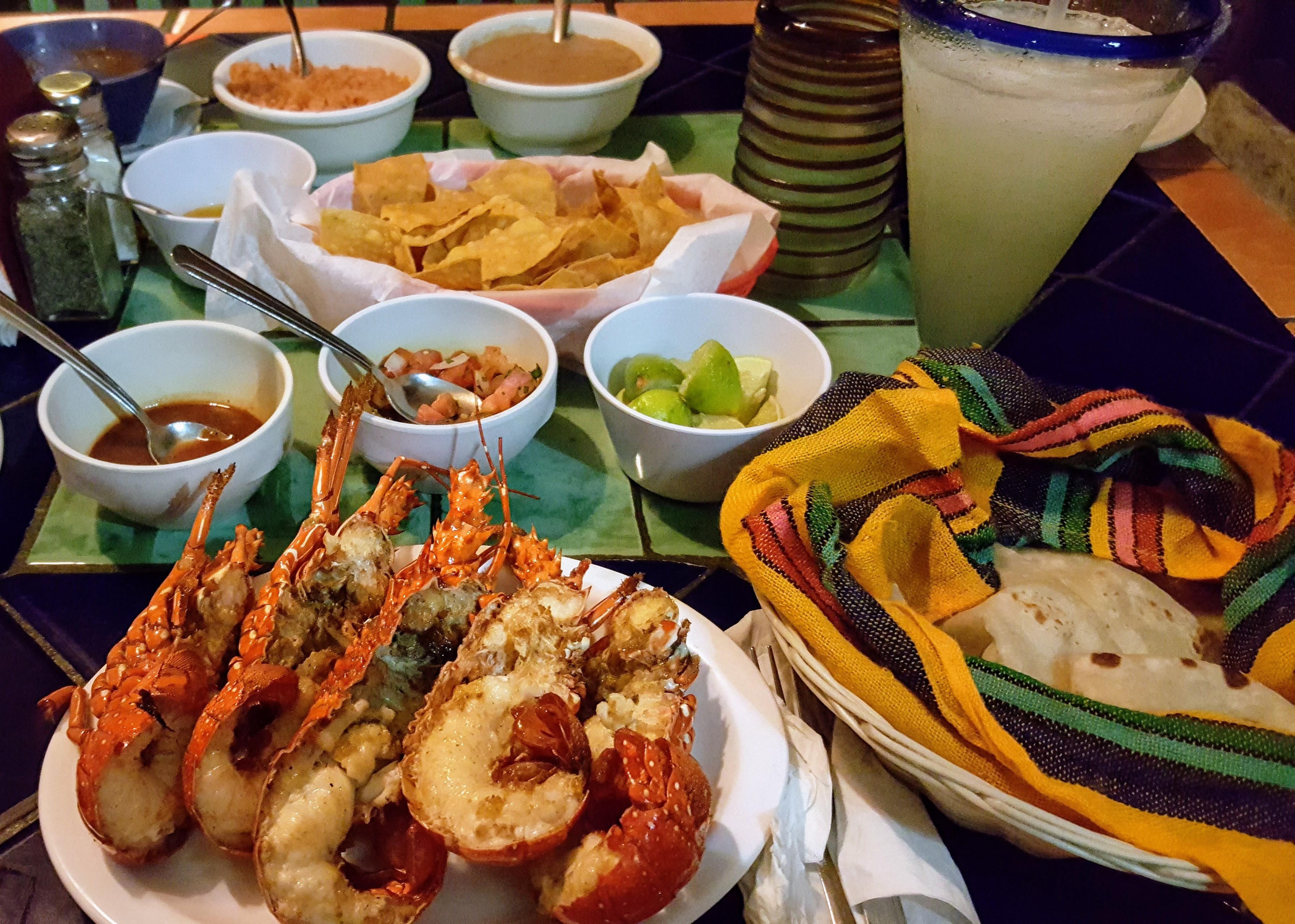 Lobster Restaurant San Diego
