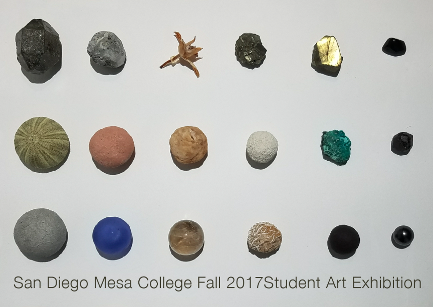 Fall 2017 san diego mesa college student art exhibition for Jewelry making classes san diego