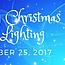 Julian Country Christmas Tree Lighting