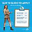 UCSD Students: Slip 'N Slide