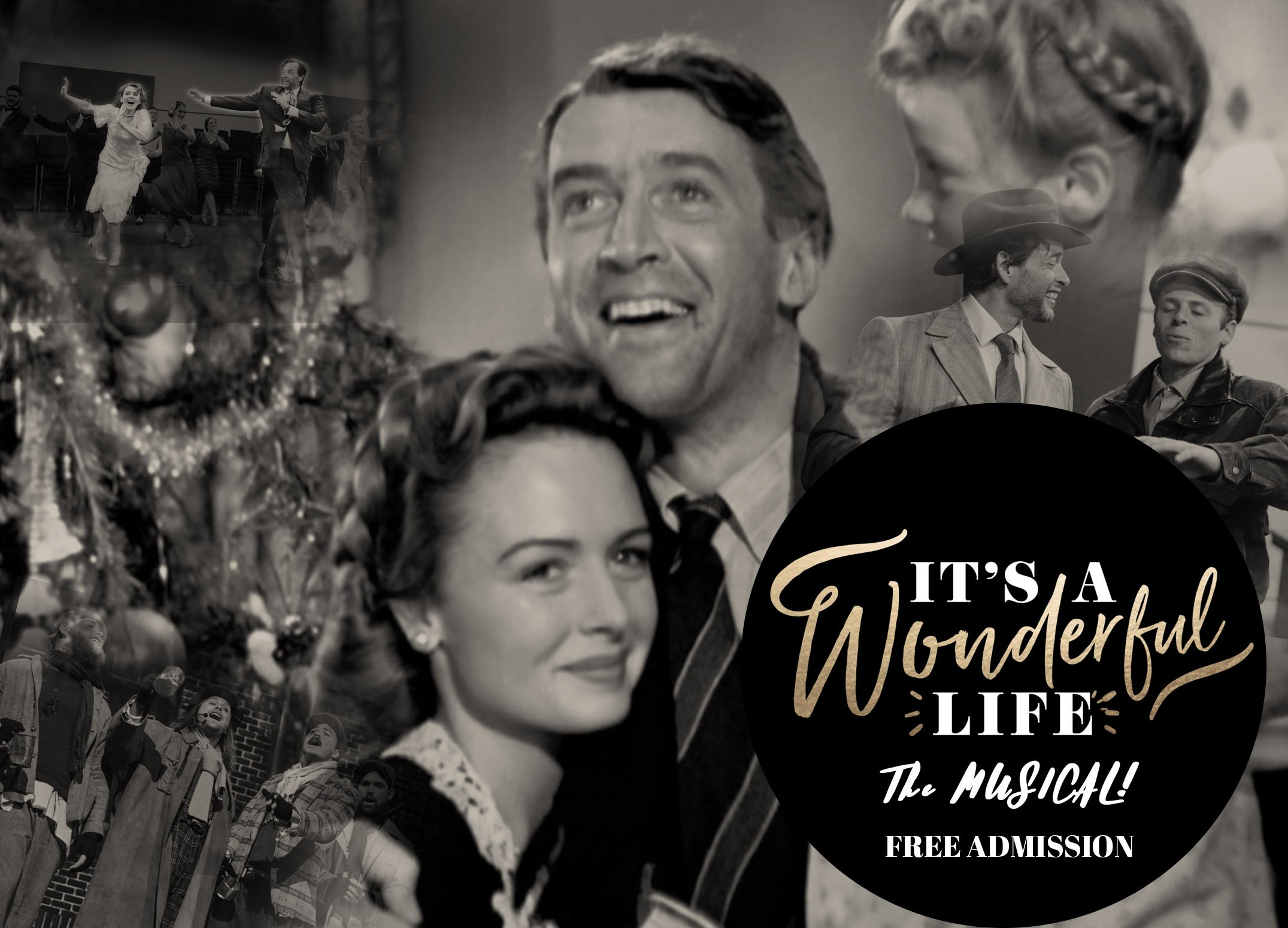 It 39 S A Wonderful Life The Musical Sunday December 17 2017 9 A M To 10 45 A M San Diego