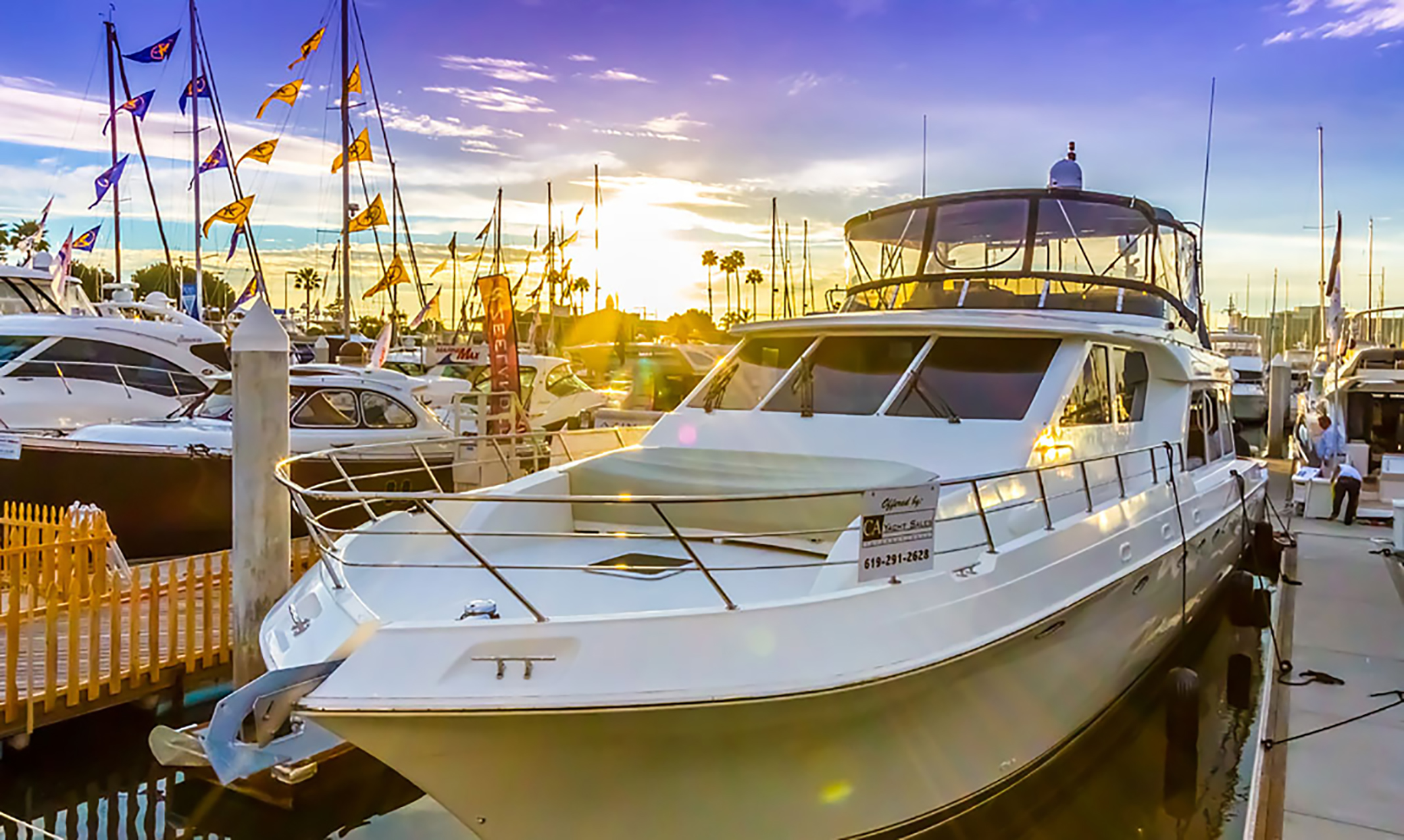 Sunroad Boat Show Friday January 27 2017 Noon To 6 P M San Diego Reader