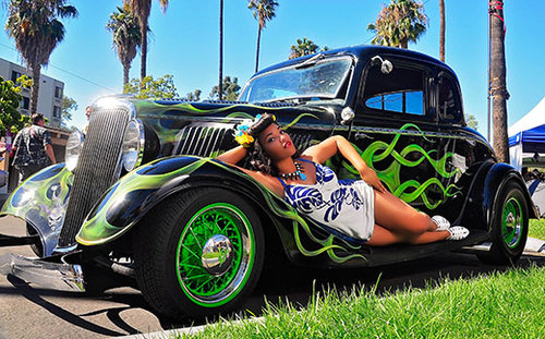 Tiki Oasis Th Annual Car Show Sunday August Am To - Car show pics