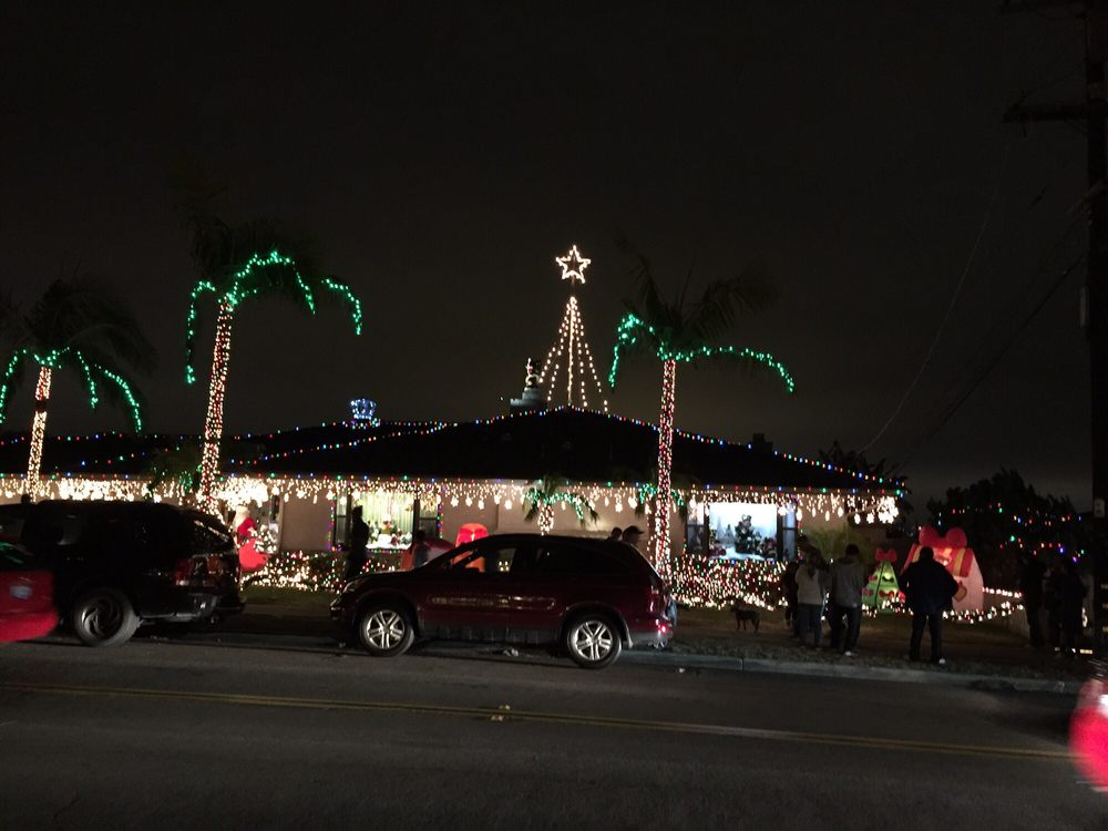 - Garrison Street Christmas Lights San Diego Reader