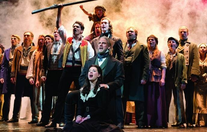 Les Miserables Tickets   31st May   San Diego Civic ...