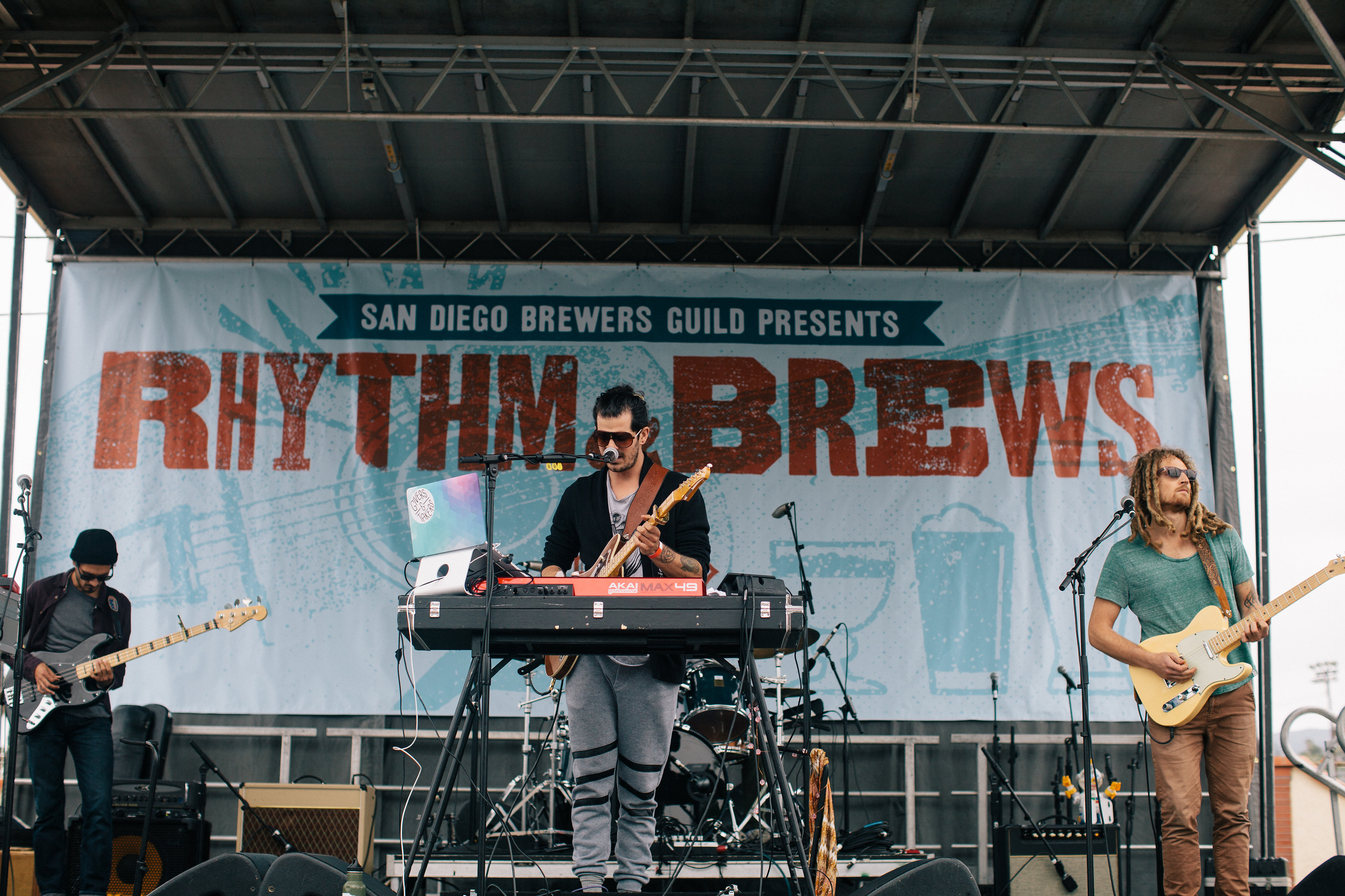 Rhythm brews music and craft beer festival saturday for Craft beer guild san diego