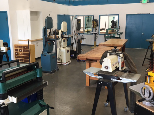 Woodworking Member Shop Grand Opening San Diego Reader
