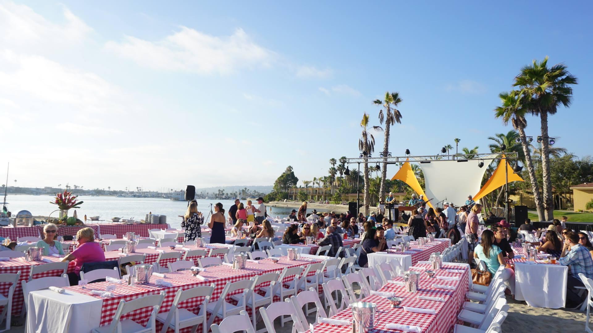 Bbq Places In Long Beach California