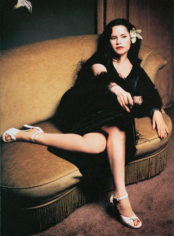 Sylvia White Shoes