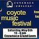 Coyote Music Festival