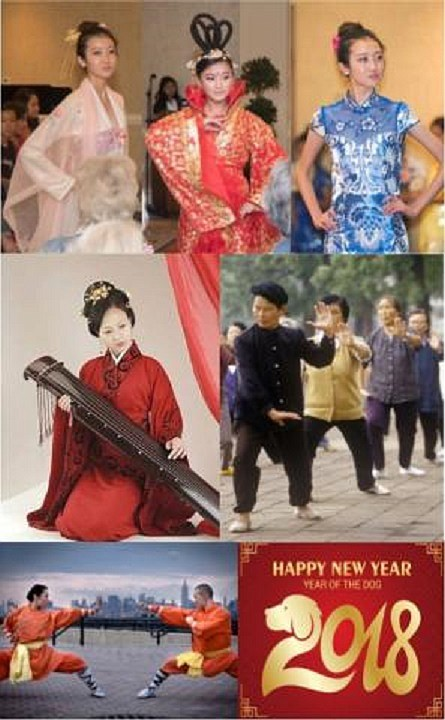 Chinese New Year Celebration - Saturday, February 3, 2018 ...